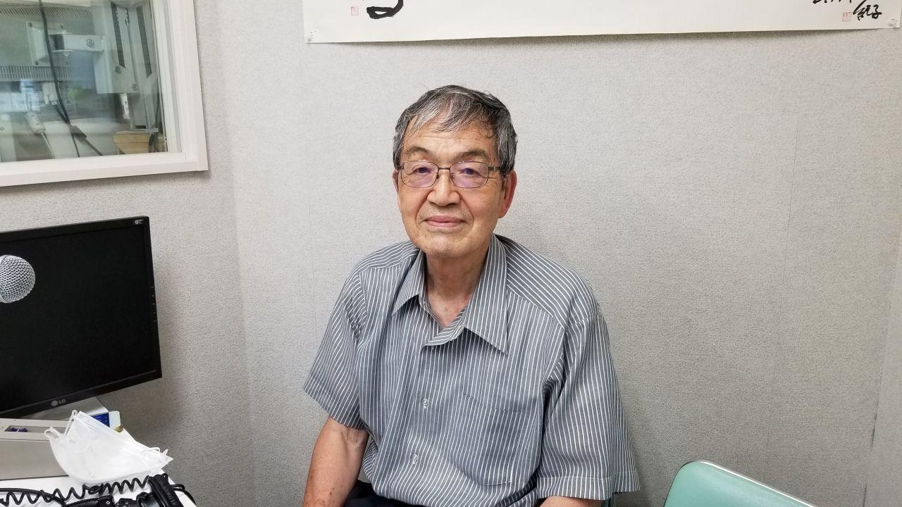 2021.8.26(木)放送 「相続と司法書士の仕事」 中村清志会員